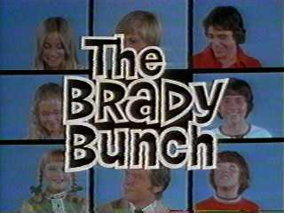 The Brady Bunch Logo