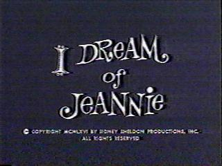 I Dream of Jeannie Logo